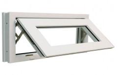 White For Upvc Doors & Windows UPVC Top Hung Windows, 5 Mm To 20 Mm