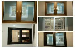 Wooden White Upvc Windows, Size/Dimension: Multiple
