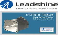 0 - 3,000 RPM Leadshine ES-MH33480 NEMA 34 Easy Servo Motor, 8.0 Nm