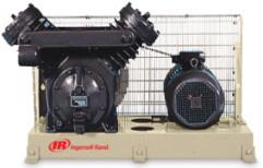 10hp Ingersoll Rand Vacuum Pump 15V, Capacity: 10hp