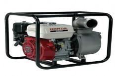 2.9 Kw Petrol Honda WB30X, 2 - 5 HP