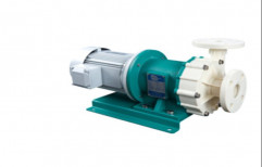 2 Hp Polypropylene Magnetic Drive Pump, 270 Lpm, Model Name/Number: MX300