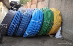 20-1000 PE 80 Hdpe Pipe, IS Code: 4984/14333, Length of Pipe: 6 m