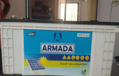 3.6V Armada Solar Tabular Battery, For Back Up, Battery Type: Lithium-Ion
