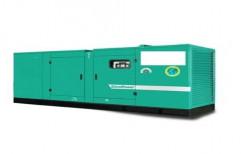 30 Kva Air Cooling Silent Diesel Generator
