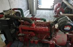 50-60 Hz Semi-Automatic Fire Fighting Pump, 5 HP