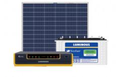 850 Va Luminous Solar Power Systems
