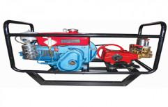 Iron Agricultural Power Sprayer, Capacity: 3-5 L