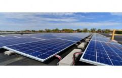 Aluminium Aluminum Solar Panel Mounting Structure, Thickness: 0.5 Mm-15 Mm