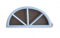 Aluminium Arch Window