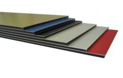 Aluminum Composite Panel, Thickness: 3-4 Mm