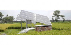 Automatic Single Phase Agriculture Solar Water Pump, 2 - 5 HP