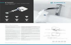 Automatic Tap Adaptor, Model Name/Number: ETAD01