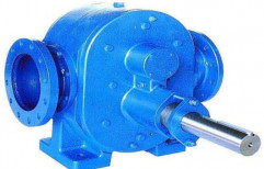 Avani Single Phase External Gear Pump, AC Powered, 5 HP