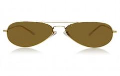 Aviator Glass Lens Sunglasses