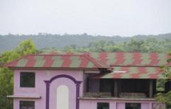 Bituminous Onduline Roofing Sheets