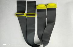 Black Plastic Car Seat Belt