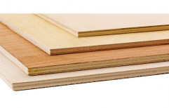 Brown ISI 303 Plywood, Size: 8*4