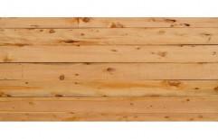 Brown Pine Wood cladding