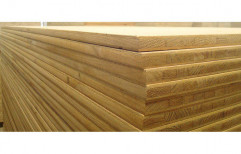 Brown Wooden Plywood, Thickness: 6 - 18 mm