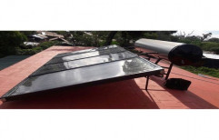 Capacity(Litre): 150L 150 Lpd FTP Solar Water Heater, 5 Star, 6 Bar