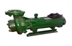 Cast Iron 51 to 100 m Horizontal Open Well CRI Submersible Pump, 100 - 500 LPM ,3 - 7.5HP