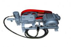 Cast Iron Portable Car Washing Pump, Motor Horsepower: 3 hp