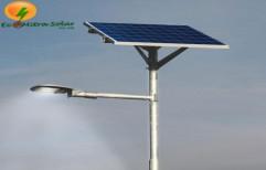 Chrome Eco Mitra 32W Solar Street Light