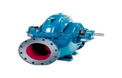 CI Kirloskar Horizontal Split Casing Pumps, Model Name/Number: UP SERIES