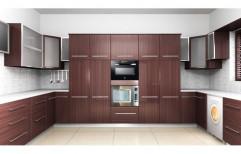 Classic PVC Modular Kitchens