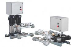 CRI Twin Booster Water Pump