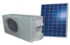 Domestic High Pressure Solar Heat Pump