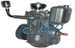 Double Cylinder Gas & Diesel Engine