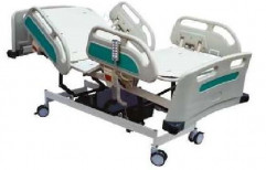 Electric or Remote Operated Central Locking HI-Low ICU Bed