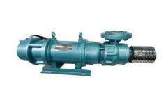 Electricity Horizontal 7.5 HP Open Well Submersible Water Pump