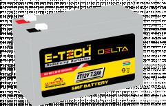 Erc E-tech Delta Et12v 7.2ah 12 M Ups