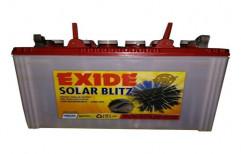 Exide Solar Blitz Battery, Model Name/Number: 6SBZ105L