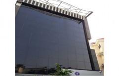 Exterior Wall Glass Cladding