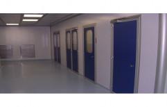 Hinged Cleanroom Door