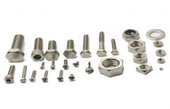 Inconel Fasteners, Size: M5-M50