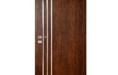 Interior Polished WD-07 Designer Wooden Door, for Home,Hotels