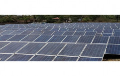 Inverter-PCU Off Grid Solar Power Plant, For Industrial, Capacity: 10 Kw