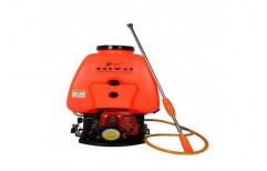 Knapsack Power Sprayer, Model Name/Number: Balwan