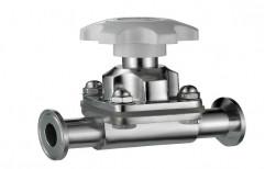 Lotus Impex Stainless Steel Zero Deg TC End Diaphragm Valves, For Industrial