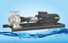Lubi Pumps Single Stage Bare Shaft End Suction Pumps, Model Name/Number: Lbs, Max Flow Rate: Up To 1060 M3/H