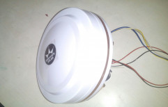 Metallic Solar BLDC Ceiling Fan with Speed Control