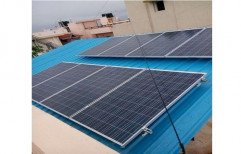 Micro Rail Rooftop Solar Panel by Go Solar A Brand By Taggart International