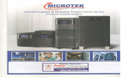 Microtek Online UPS Three Phase In Single Phase Out