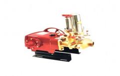 Mild Steel HTP Spray Motor Pump, For Agriculture