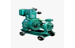 Mild Steel MS Diesel Water Pump, 2 - 5 HP
